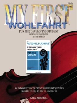 My First Wohlfahrt, violin