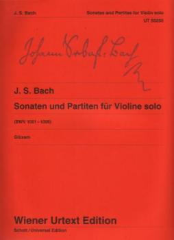 Bach - Sonatas and Partitas