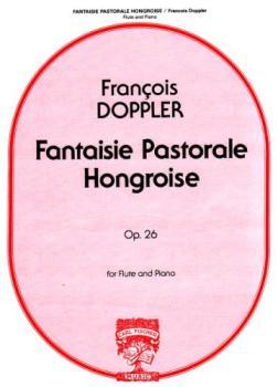 Fantaisie Pastorale Hongroise Flute Solo