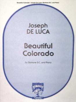 DE LUCA - Beautiful Colorado (bass clef edition)