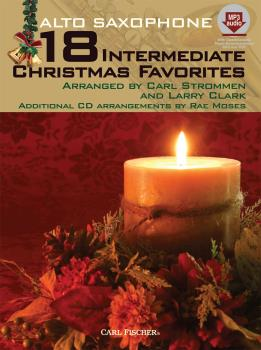 18 Intermediate Christmas Favorites - Alto Saxophone