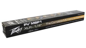 "PEAVEY PV-MSP1 1/4""PVI100MISTDPK"