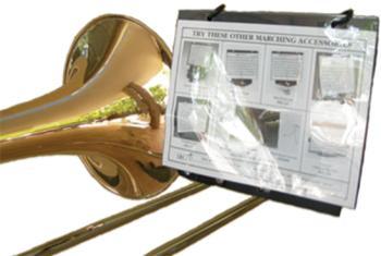 DEG HC250 Trombone Clamp-On Lyre