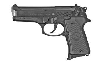 Beretta JS92F850M 92FS COMP 9MM BL 2-13RD ITLY