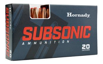 Hornady 80809 30-30 WIN 175GR SUB-X 20/200