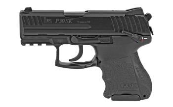 """Heckler & Koch 81000088 P30SK 9MM 3.27"""" BLK V3 DA/SA AMBI"""