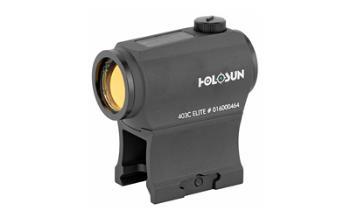 Holosun Technologies HE403C-GR Elite 2moa Green Dot Solar