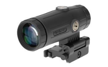 Holosun Technologies HM3X Holosun 3x Magnifier Flip To Side
