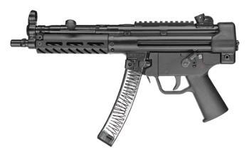 """PTR Industries  PTR600 PTR 9C PSTL 9MM 8.86"""" MLOK 30RD BLK"""