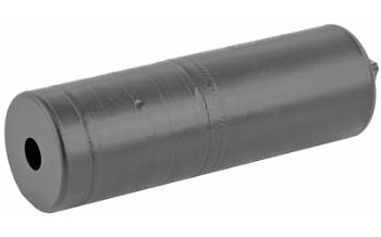"SilencerCo SU1544 Omega 9K, Suppressor, 4.70"", 9MM, Black Finish, 7.2oz, Full Auto Rated"