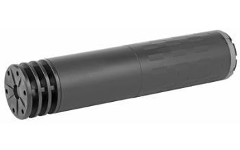 """SilencerCo SU2281 Rifle Suppressor, 300 Win, 7.09"""" Threads, Titanium"""