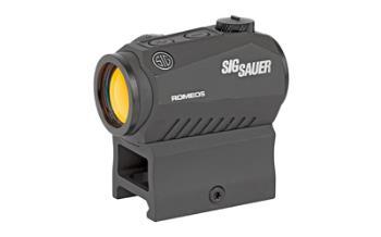 Sig Sauer SOR52001 ROMEO5 1x20 Cmpt Rd 2moa 2moa