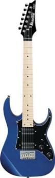 Ibanez GRGM21MJB MIKRO Series Electric Guitar Jewel Blue Jewel Blue