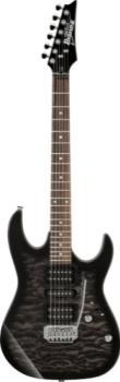 GRX70QATKS Ibanez GRX70QATK - GIO RX Electric Guitar - Transparent Black Burst