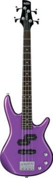 "Ibanez GSRM20MPL Gio SR miKro ""Short Scale"" 4str Electric Bass - Metallic Purple"