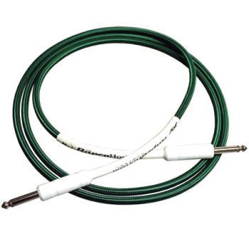 Rapco 10' Cloth Assorted Colors Instrument Cable Gold Connectors