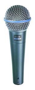 Shure BETA58A BETA Series Vocal Microphone