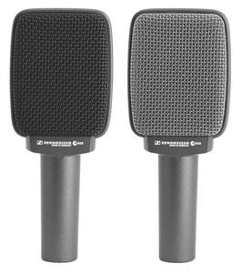 Sennheiser E609SILVER Evolution 600 Series Side-Address Instrument Mic