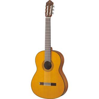 Yamaha Classical Guitar W/Cedar Top, Lower Action CG142CH