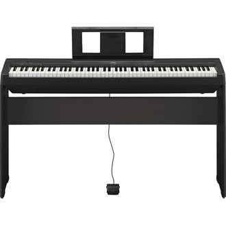 Yamaha P45B 88 Key Digital Piano (Piano Only)