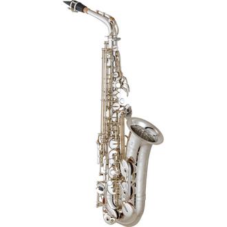 Yamaha YAS-82ZII Custom Z Alto Saxophone, Silver