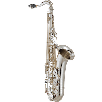 Yamaha YTS-82ZII Custom Z Tenor Saxophone, Silver