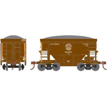 Athearn RTR 24' Offset Ore Car w/Load, DM&IR #1 (4)