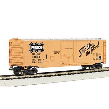50' Plug Door Box, Frisco