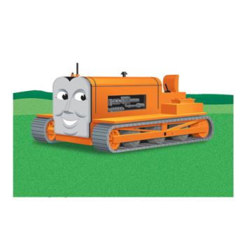 Bachmann HO Terence The Tractor