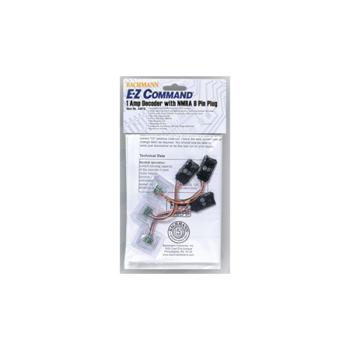 Bachmann EZ Command Decoder w/NMRA 8-Pin Connector (3)