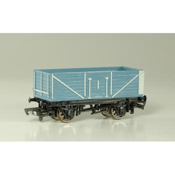 Bachmann HO Open Wagon, Blue