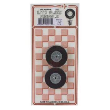 "Dave Brown Prod DAV5517 Lite Flite Wheels,1-3/4"" (2)"