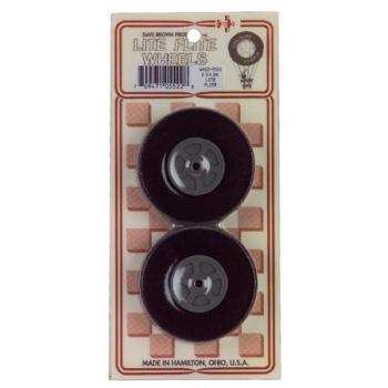 "Dave Brown Prod DAV5522 Lite Flite Wheels,2-1/4"" (2)"
