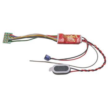 N 8 Bit Sound Decoder, Motor/6-Functions 1A
