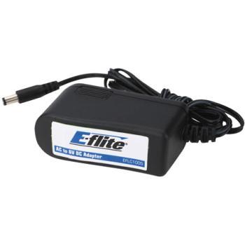 E-flite AC to 6VDC 1.5-Amp Power Supply
