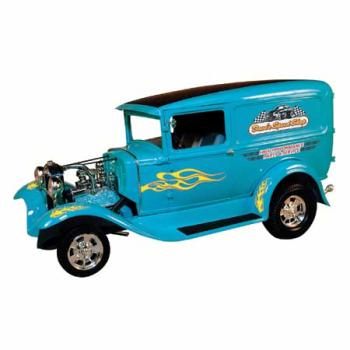 1/16 Hot Rod Delivery Sedan