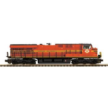 O Hi-Rail ES44AC w/PS3, NS