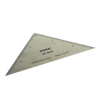 "Zona 3"" Triangle"