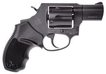 "Taurus 2-856021UL 856 Ultra-Lite 38 Special +P 6rd 2"" Matte Black Carbon Steel Cy"