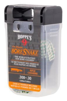 Hoppe's  24015D BoreSnake Den 30, 308 Cal Rifle