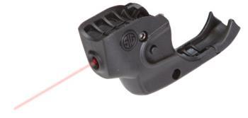 103862 Sig Sauer Electro-Optics SOL13801 Lima38 Laser Grip Module Red Laser 5nW Sig P23