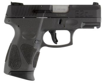 Taurus 1G2C93112G G2C 9mm Black Compact 12+1