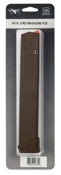 GLOCK 47463 33rd Stick Mag FDE