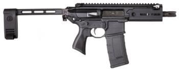 """Sig Sauer PMCX-300B-5B MCX 300blk pistol 5.5"""" MLOK Black Rattler"""