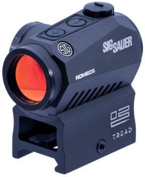 Sig Sauer SOR52010 Electro-Optics Romeo5 Tread 1x 20mm 2 MOA Red Dot CR2032 Lith