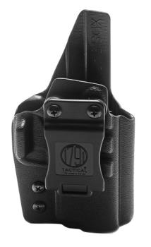 1791 Gunleather TAC-IWB-XDS-BLK-R 1791 Kydex IWB holster Springfield XD pistols Right hand Black
