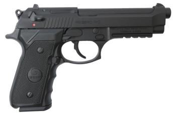 "Eaa 390080 Girsan Regard MC 9mm Luger 4.90"" 18+1 Black Black Polymer Grip"