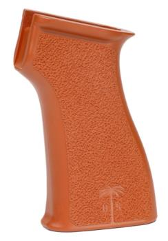 Century Arms 113185 US Palm  AK Grip Bakelite Orange Polymer