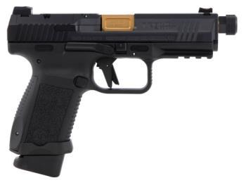 "Century Arms HG4950N Elite Combat Executive 9mm Luger 4.73"" 15+1 18+1 Black"