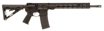 "Savage 22970 MSR15 Recon 2.0 223 Rem,5.56 NATO 16.13"" 30+1 Matte Black Adjustable Magp"